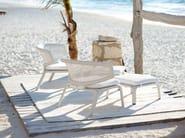 Club garden armchair SEASHELL | Garden armchair - Dedon
