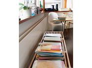 Wooden bench NELSON BENCH - Vitra