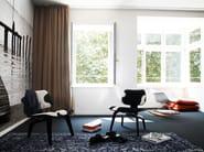 Calfskin chair LCW CALF'S SKIN - Vitra