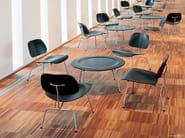 Laminate chair LCM - Vitra