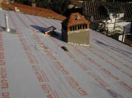 Breathable protective fabric for roof space DELTA® - LITE - DÖRKEN ITALIA