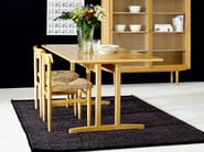 Wooden table ØRESUND | Table - Karl Andersson & Söner
