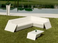 Modular garden sofa REST | Modular garden sofa - VONDOM