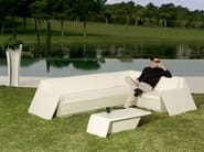 Modular garden sofa REST | Sofa - VONDOM