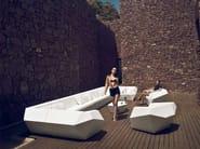 Modular garden sofa FAZ | Sofa - VONDOM