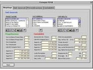 Quantity calculation and works accounting TABULAE DOMUS - INTERSTUDIO