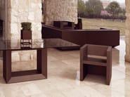Polyethylene garden chair VELA | Garden chair - VONDOM