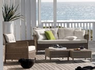 Garden sofa BEAUMONT | Garden sofa - MANUTTI