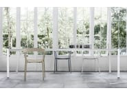 Extending table THIN-K - Kristalia