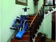 Stair climber for wheelchairs T09 - ROBY - Vimec