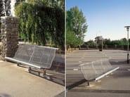 Modular steel Bench CATALANO - BD Barcelona Design