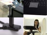 Notebook Stand LOUNGE-BOOK BLACK - LOUNGE-TEK