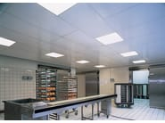 Acoustic ceiling tiles for healthcare facilities ROCKFON® Royal™ Hygiène - ROCKFON - ROCKWOOL ITALIA