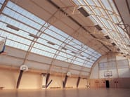 Acoustic ceiling tiles ROCKFON® Boxer™ - ROCKFON - ROCKWOOL ITALIA