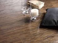Glazed stoneware flooring with wood effect LES PLAGES - Casalgrande Padana