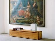 Free standing wooden chest of drawers IMARI - e15