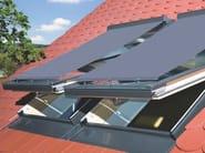 Outdoor skylight shade AMZ | Skylight shade - FAKRO
