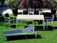 Recliner fabric garden daybed FORUM | Garden daybed - FISCHER MÖBEL