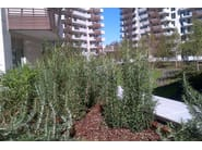 Roof garden system PERLIROOF® INTENSIVO - Perlite Italiana