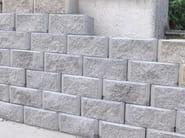 Concrete load-bearing block ROKKO-BLOCCO - Calubini