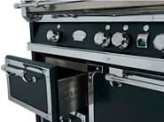 Steel cooker OG168 | Cooker - Officine Gullo