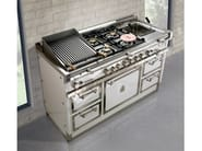 Steel cooker OG148 | Cooker - Officine Gullo