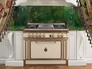 Steel cooker OG108S | Cooker - Officine Gullo