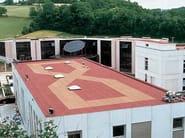 Prefabricated bituminous membrane ADEPAR JS® - ICOPAL