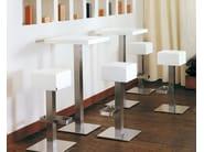 Upholstered stool HX - PEDRALI