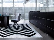 Modular steel office drawer unit with lock UTILITY | Office drawer unit - ENRICO PELLIZZONI