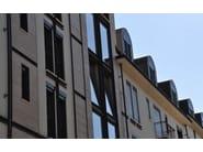 Aluminium thermal break window PLANET 72HT - ALsistem