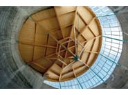 Continuous facade system SIRIO 50 - ALsistem