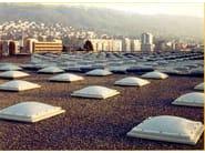 Domed rooflight SKYLUX® - NUOVA FERRACCIAIO