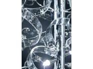 Crystal floor lamp ASTRO | Floor lamp - Metal Lux di Baccega R. & C.