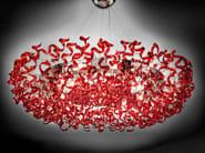 Crystal chandelier ASTRO | Chandelier - Metal Lux di Baccega R. & C.