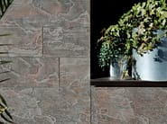 Fireproof vitrified stoneware wall/floor tiles NATURAL SLATE - Casalgrande Padana