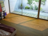 Multi-layer wood parquet OASI PLANK - IDEAL LEGNO