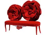 Velvet small sofa MOI ET LA ROSE - Sicis