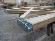 Connection system for timber structure RESIX® - Simonin