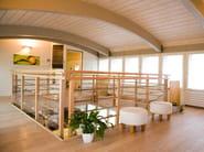 Wooden house Wooden house - Simonin