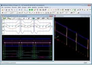 Structural calculation for reinforced concrete, steel WinStart - ENEXSYS