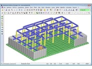 Structural calculation for pre-compressed reinforced concrete WinStrand - ENEXSYS