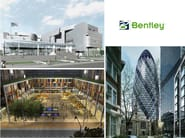 CAD-integrated structural design software Soluzioni BIM per MicroStation - BENTLEY SYSTEMS ITALIA