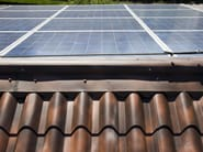 Support for photovoltaic system Roofing subsystem - MANNI ENERGY