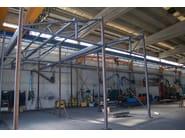 Carpenteria metallica per Fotovoltaico
