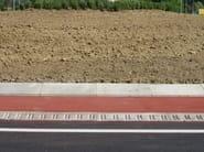 Wheel stop parking kerb Lastra per rotatorie - GIORNI OSCAR Prefabbricati
