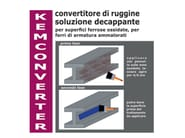 Rust prevention and converter product KEMCONVERTER - COLORIFICIO ATRIA