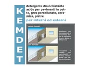 Flooring protection KEMDET - COLORIFICIO ATRIA