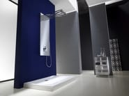 Shower panel with overhead shower RAMI | Shower panel - Gattoni Rubinetteria
