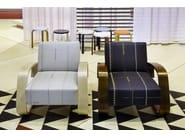 Stackable wooden stool 60   Stackable stool - Artek
